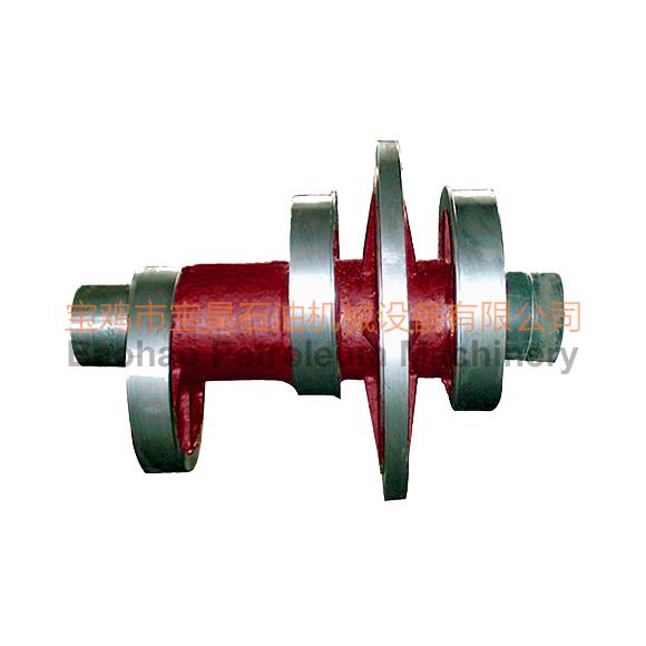 泥浆泵空心曲轴