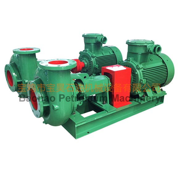 SB系列砂泵