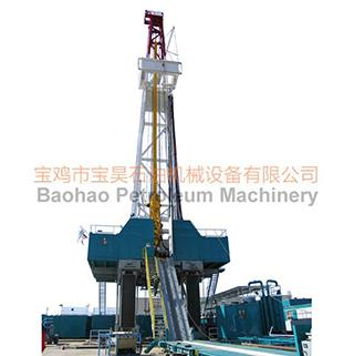Drilling Rig And Spare Parts