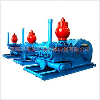 Mud Pump And Spare Parts Assembly